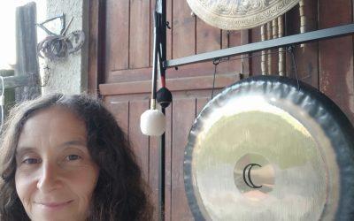 Gong para tratamiento de Ictus por Rebeca Lavandera